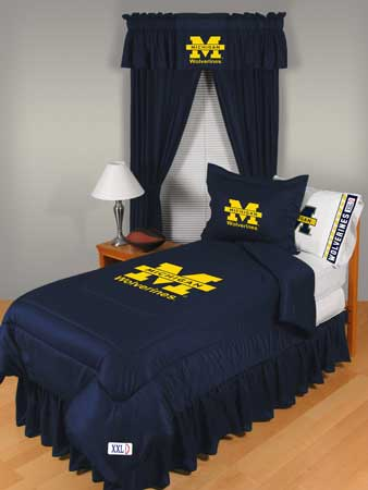 Family Bedding - Illinois Fighting Illini Bedskirt